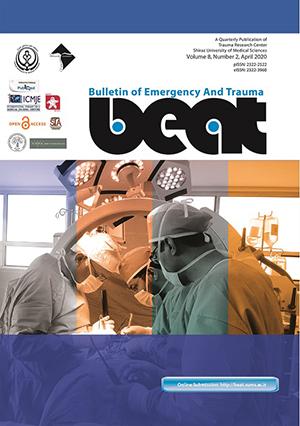 Bulletin of Emergency And Trauma